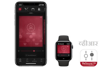 RESOUND WIRLESS ACCESSORIES AND HEARING AID APPS