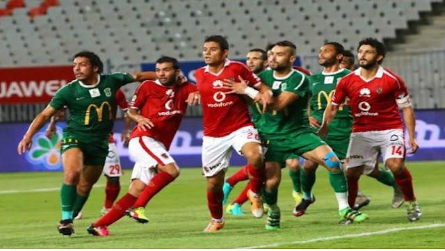 مشاهدة مباراة الأهلي والاتحاد السكندري بث مباشر اليوم 14-09-2020 بالدوري المصري