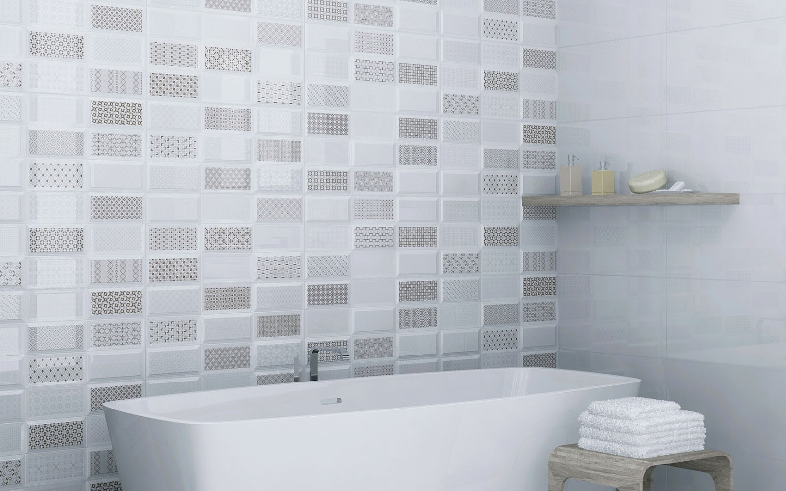 Sell Wall Tile Roman dSubway from Indonesia by Pusat
