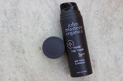 john masters organics repair hair mask with honey and hibiscus review