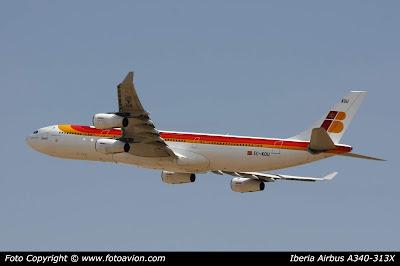 Airbus A340 Dama de Elche