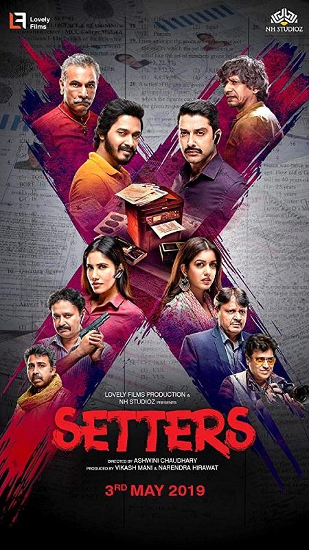 Setters (2019) Hindi 720p Movie – 600 MB Downloa