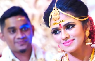 Malaysian Indian wedding Highlights Of Thineshkumar & Kanimolee