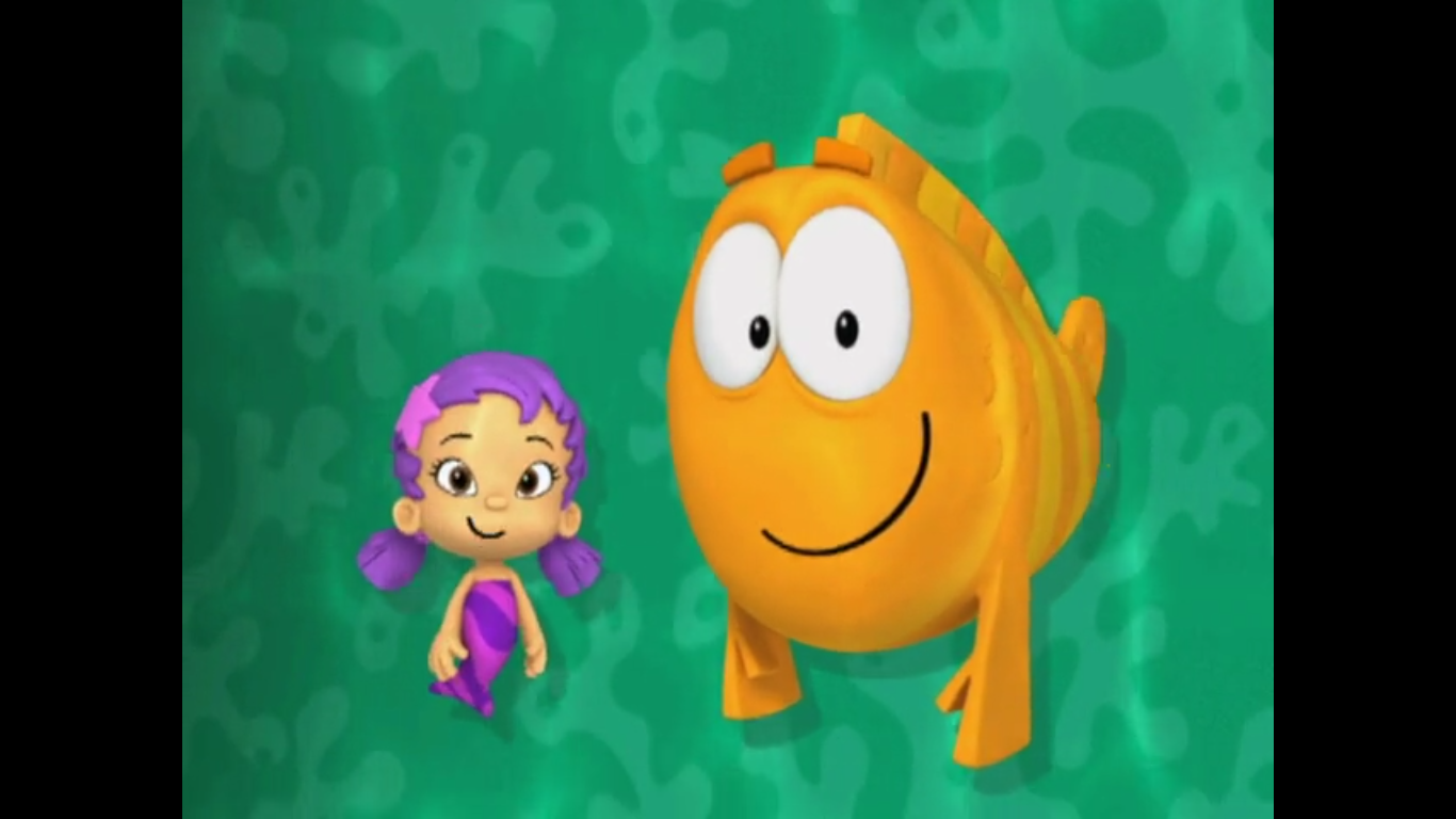 Bubble Guppies Scary Finder