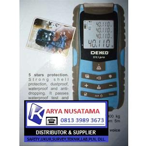 Jual Laser Distance Meter Dekko DX3 pro di Magetan
