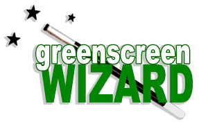 استبدال الشاشة الخضراء