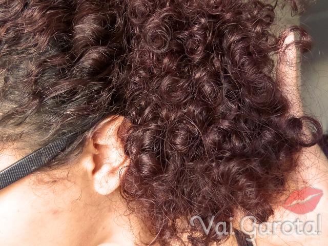 Efeitos no cabelo