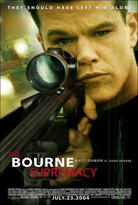 The Bourne Supremacy [2004] [DVD R1] [Latino]
