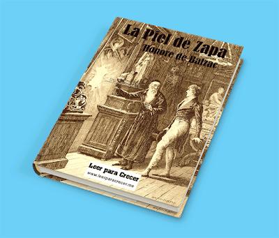La Piel de Zapa Honore de Balzac