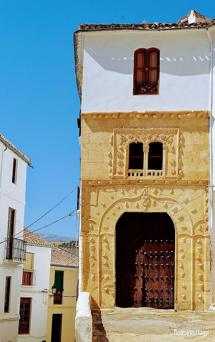 Casa de la Inquisición Alhama de Granada - A una hora de Granada - TuvesyyoHago