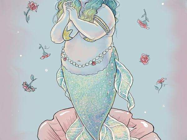 Mermay Day Four: Birth of Venus