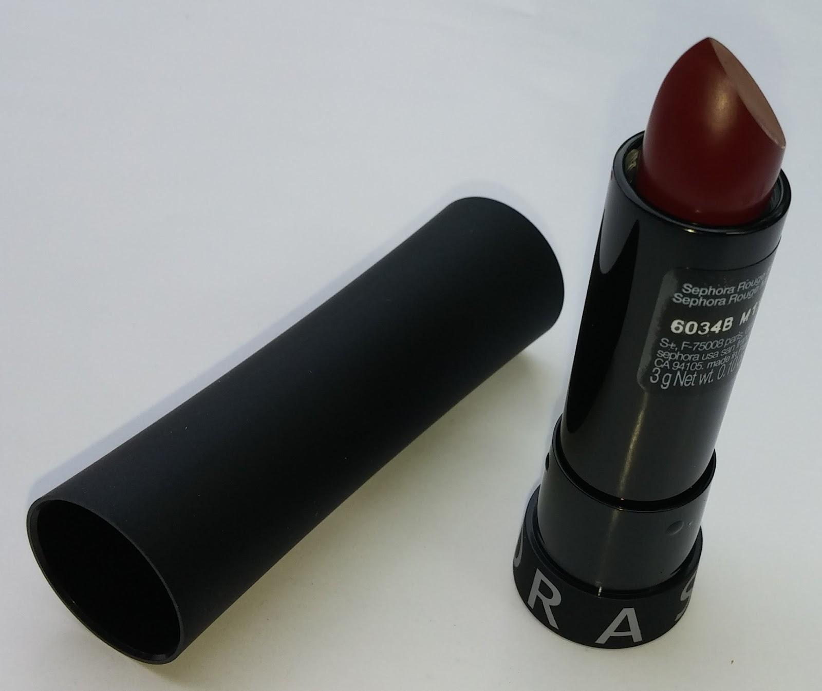 Sparkled Beauty: Sephora Rouge shine/ matte/ balm