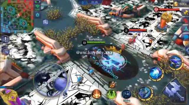 Cara Mengganti Map Mobile Legends Dengan Script Mod Map Halloween