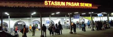Jadwal Keberangkatan Kereta di Stasiun Pasar Senen 2016