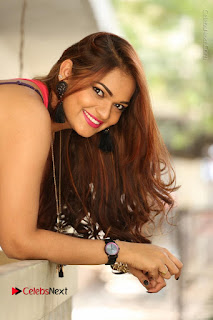 Tollywood Actress Ashwini Latest Stills in Ripped Jeans  0090.JPG