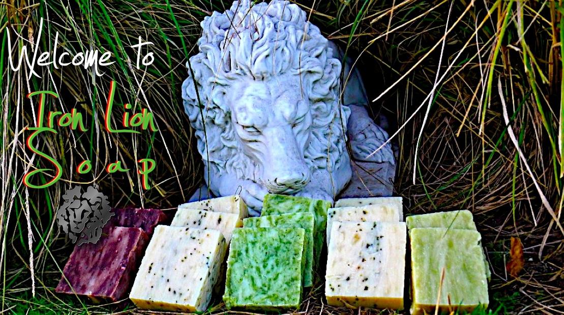 Iron Lion Soap