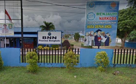 Alamat Lengkap dan Nomor Telepon BNN Kabupaten/Kota se-Bengkulu