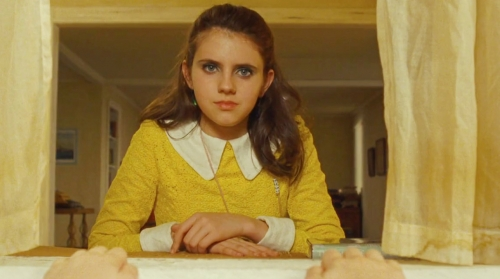 THE SUZY BISHOP LOOK | The Loser's Guide to Life  |Moonrise Kingdom Suzy Bishop