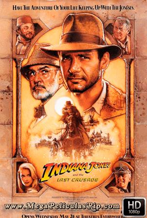 Indiana Jones Y La Ultima Cruzada [1080p] [Latino-Ingles] [MEGA]