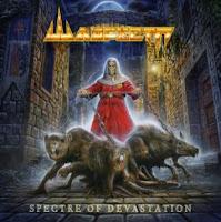 Omslaget till Spectre of Devistation