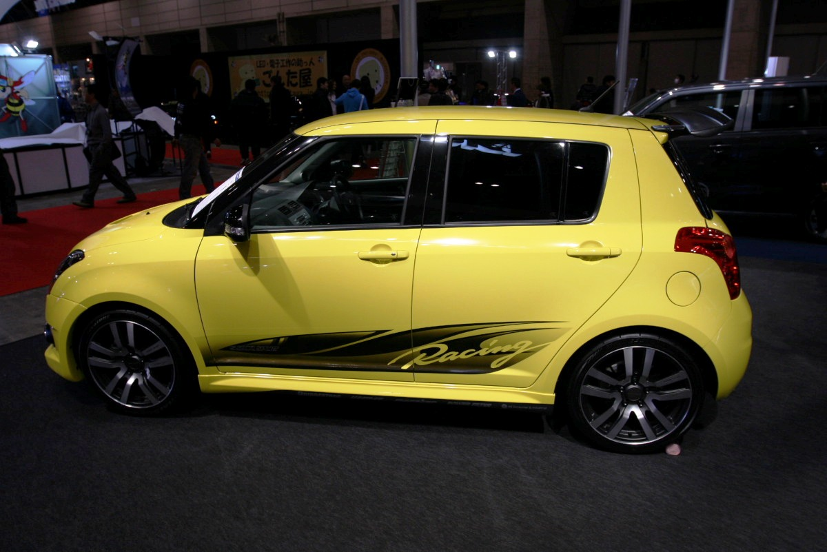 Twin City Mazda >> Maruti Suzuki Swift Modified pictures - THE TOP GEAR