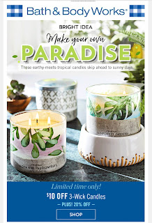 Bath & Body Works | Today's Email - January 25, 2020