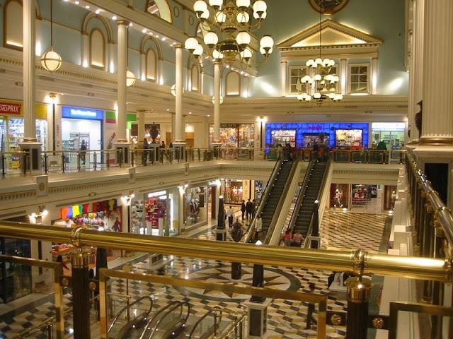 Shopping Plaza Norte 2 em Madri