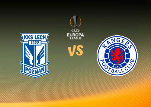 Lech Poznań vs Glasgow Rangers
