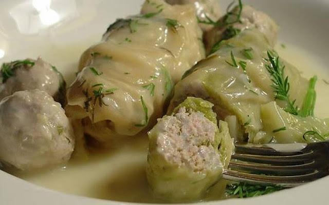 Η συνταγή της ημέρας: Λαχανοντολμάδες παραδοσιακοί της γιαγιάς