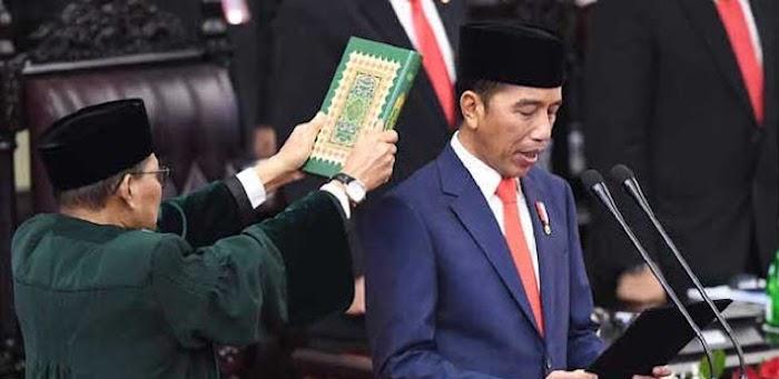 Andai Jokowi Berhasil Puaskan Rakyat, TNI Tidak Perlu Sibuk Copot Baliho