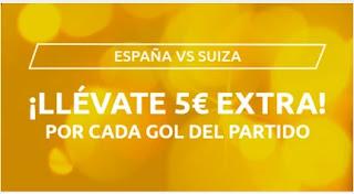Mondobets promo España vs Suiza 10-10-2020