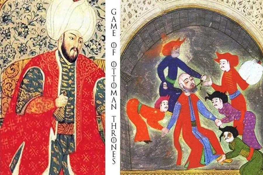 Pembunuhan Sehzade Mustafa