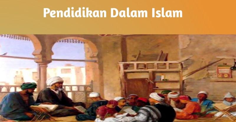 Pendidikan dalam Islam