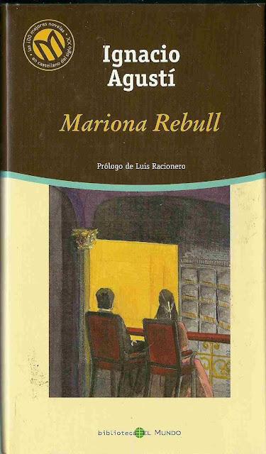 """""""Mariona Rebull"""" de Ignacio Agustí"""