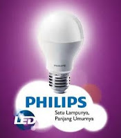 foto lampu philips led