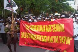 AMP desak NKRI bebaskan Papua Barat