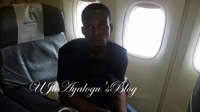 Nigerian boy stowed away in the wheels of Medview Aircraft from Lagos to London… and back to Lagos
