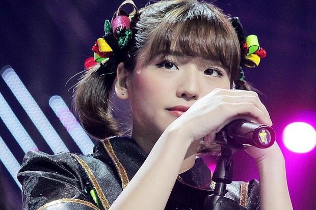 Haruka Nakagawa Kaget Panggung AKB48 Terlihat Berbeda