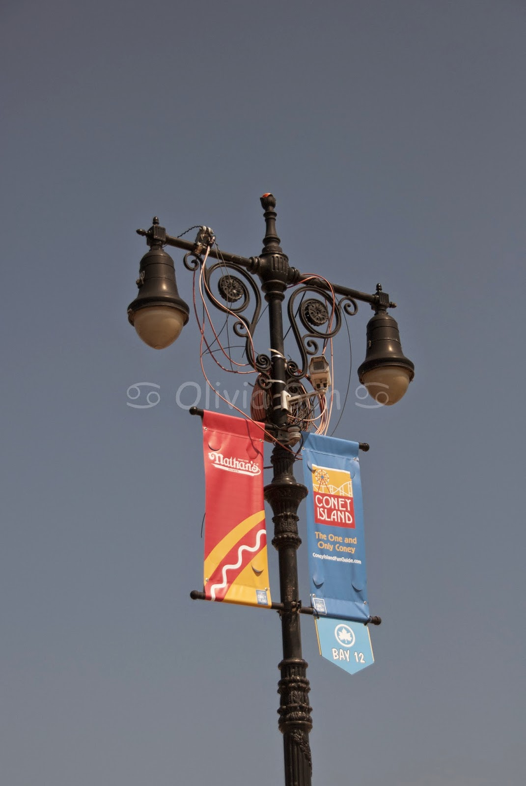 coney island, new york city, usa