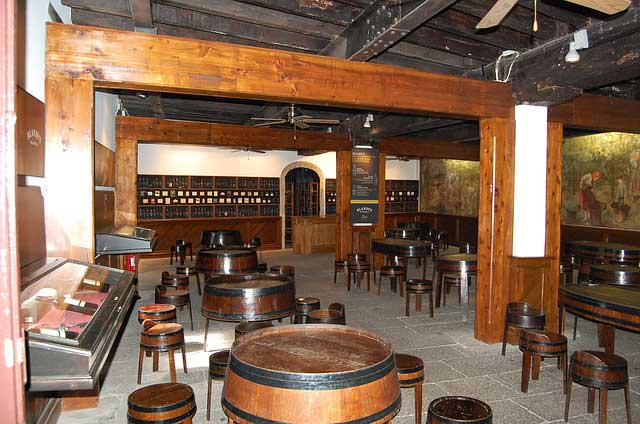 Madeira Wine Museums