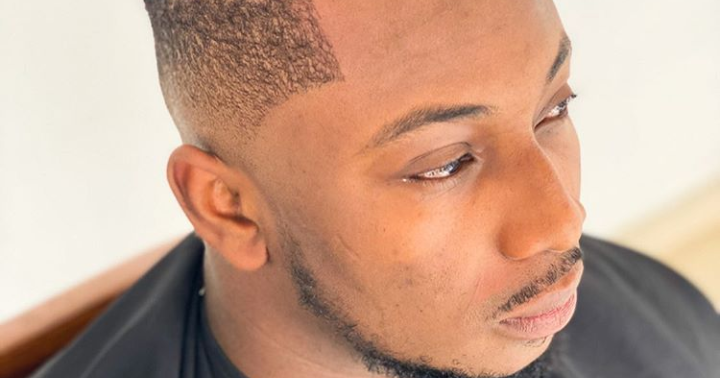 BBNaija Star Sir Dee Shows Off New Hairstyle....