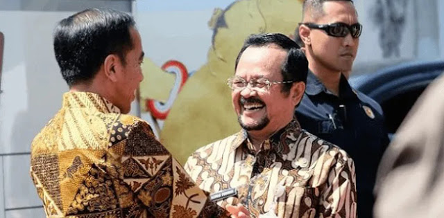 Padahal Baru Saja Dipanggil ke Istana, Purnomo Ternyata Positif Corona, Apakah Jokowi Juga Positif?
