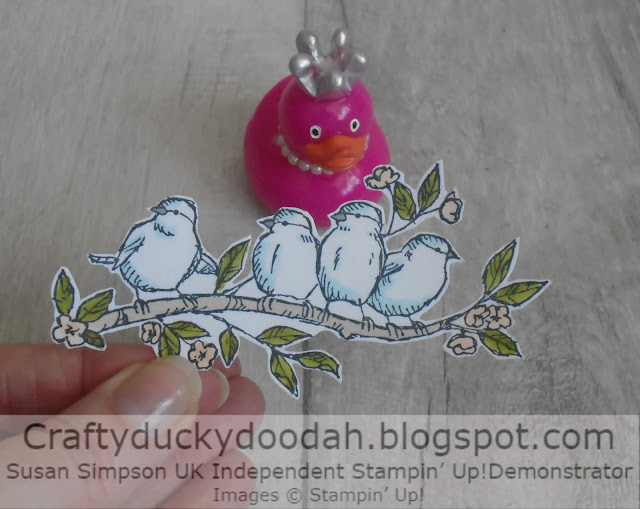 Craftyduckydoodah!, Free As A Bird, Hopping Around The World, Supplies available 24/7 from my online store, Susan Simpson UK Independent Stampin' Up! Demonstrator
