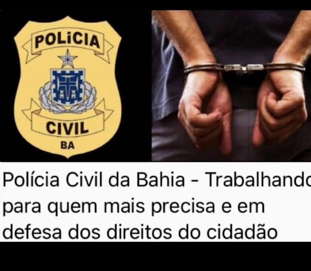 POLICIA CIVIL DE BONFIM PRENDE HOMEM COM CARRO CLONADO