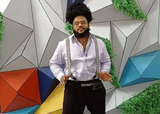 Big Brother season 6 housemate, Whitemoney