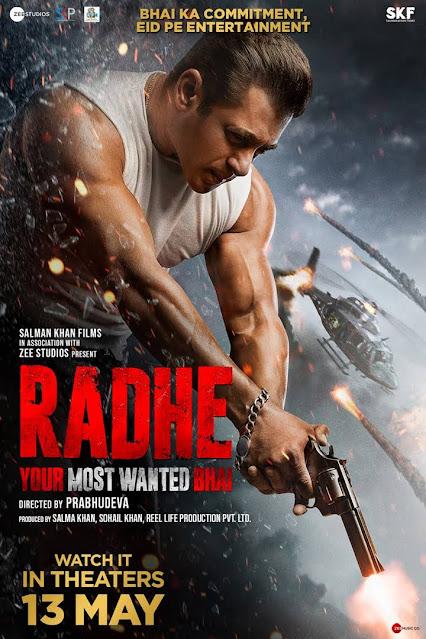 Radhe (राधे) (2021) full movie download