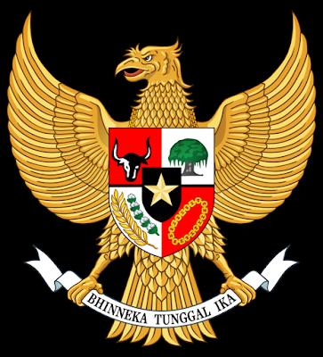 Logo Garuda PNG Transparant