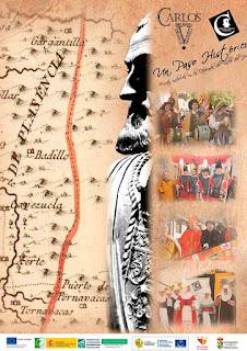 TORNAVACAS. MERCADO IMPERIAL CAROLUS IMPERATOR CARLOS V. Valle del Jerte