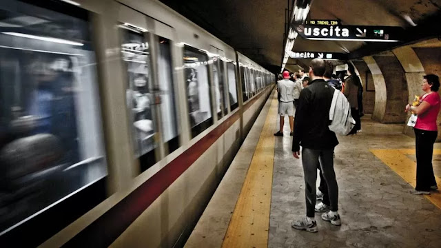 "Metropolitane: ""In metro meno 35% di ingressi in un mese"""