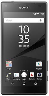 Cara Flashing Sony Xperia Z5 Compact E5803 dengan Mudah